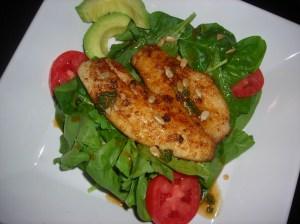tilapia salad 004