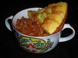 chili and cornbread 012