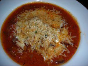 eggplant parmesan soup 010