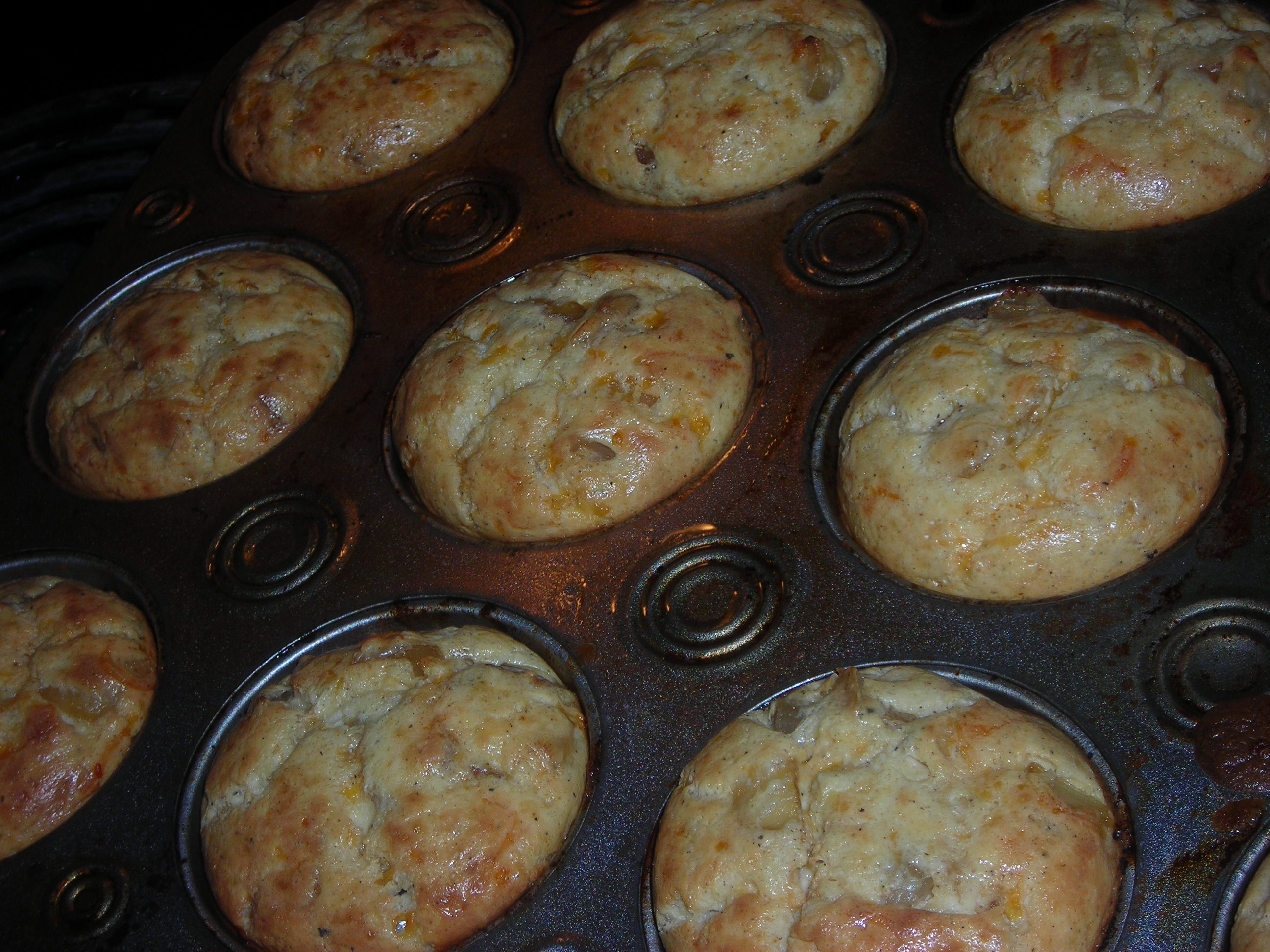 Bacon Quiche Biscuit Cups | Cooking With Christen