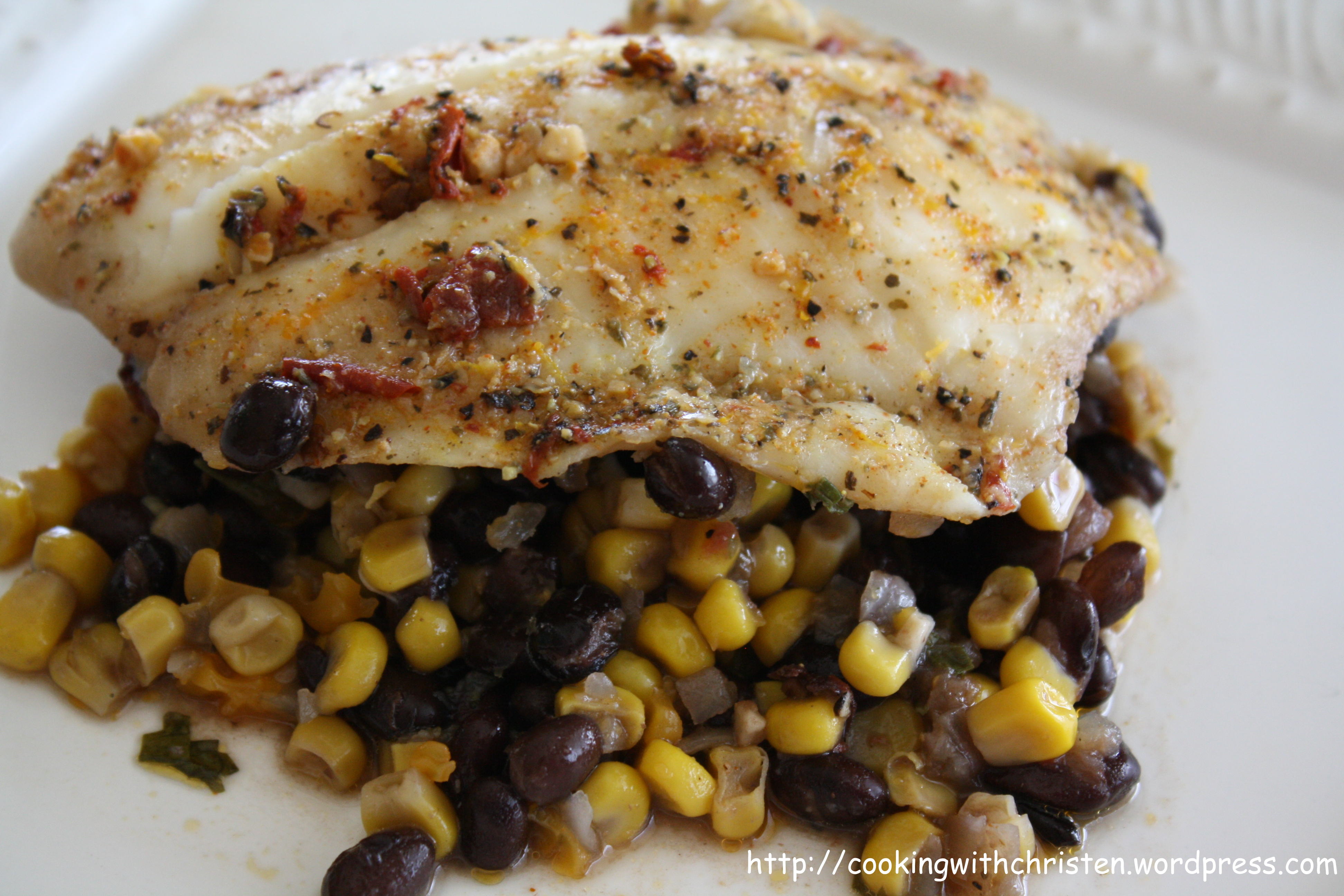 Baked Tilapia Related ...