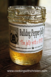 Bulldog Pepper Jelly Roasted Garlic Pepper Jelly